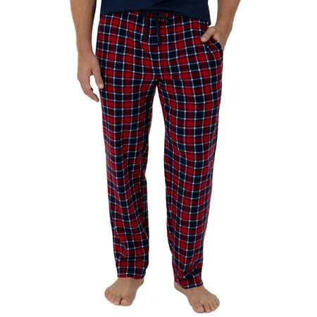 Fruit of the Loom Men's Fleece Pajama Pant