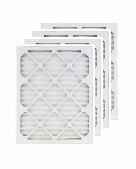 2 Pack Accumulair Gold 16x18x1 MERV 8 Air Filter//Furnace Filter Actual Size