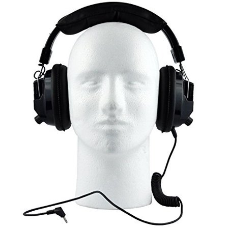 Race Day Electronics RDE-1401 Race Day Electronics Headphones Earphones Headset for Race Scanners