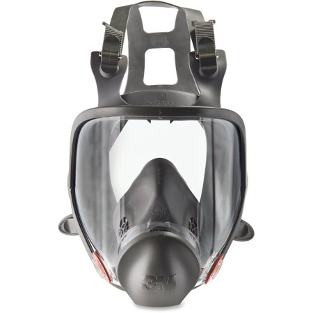 3M™ Full Facepiece Reusable Respirator 6800 Medium 4 EA/Case - Facepiece Respirator Pack