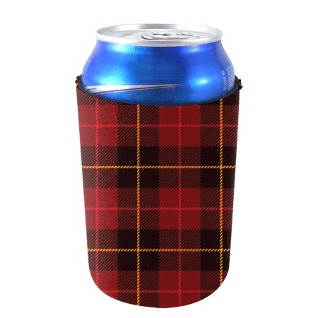 Plaid Patterned Flannel (Coolie Junction Flannel Plaid Pattern Can)