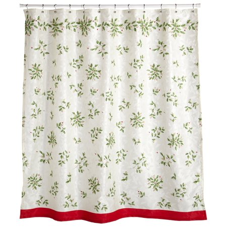 Lenox Holiday Shower Curtain