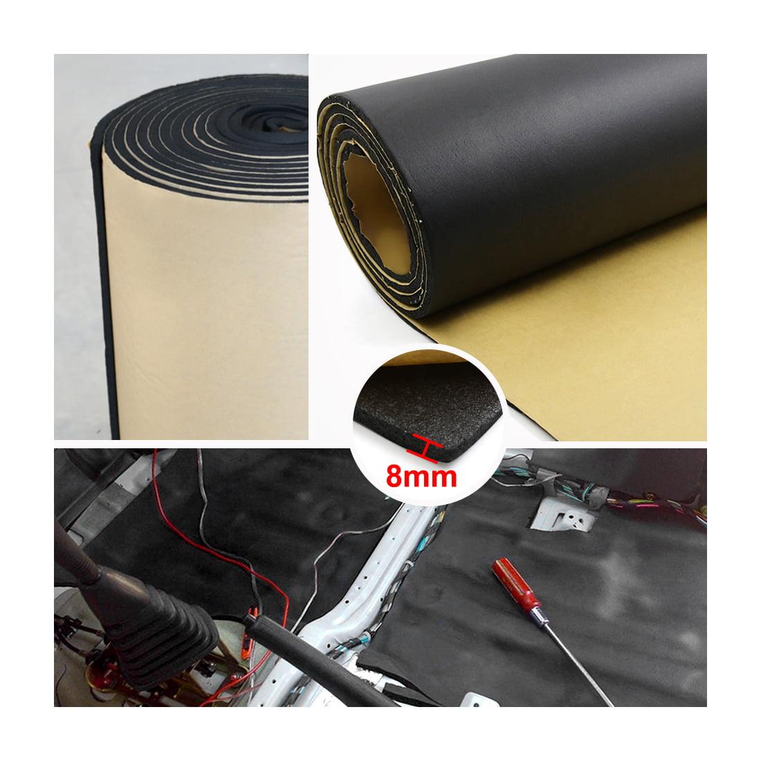 315mil 8mm Car Floor Tailgate Sound Insulation Deadener Mat