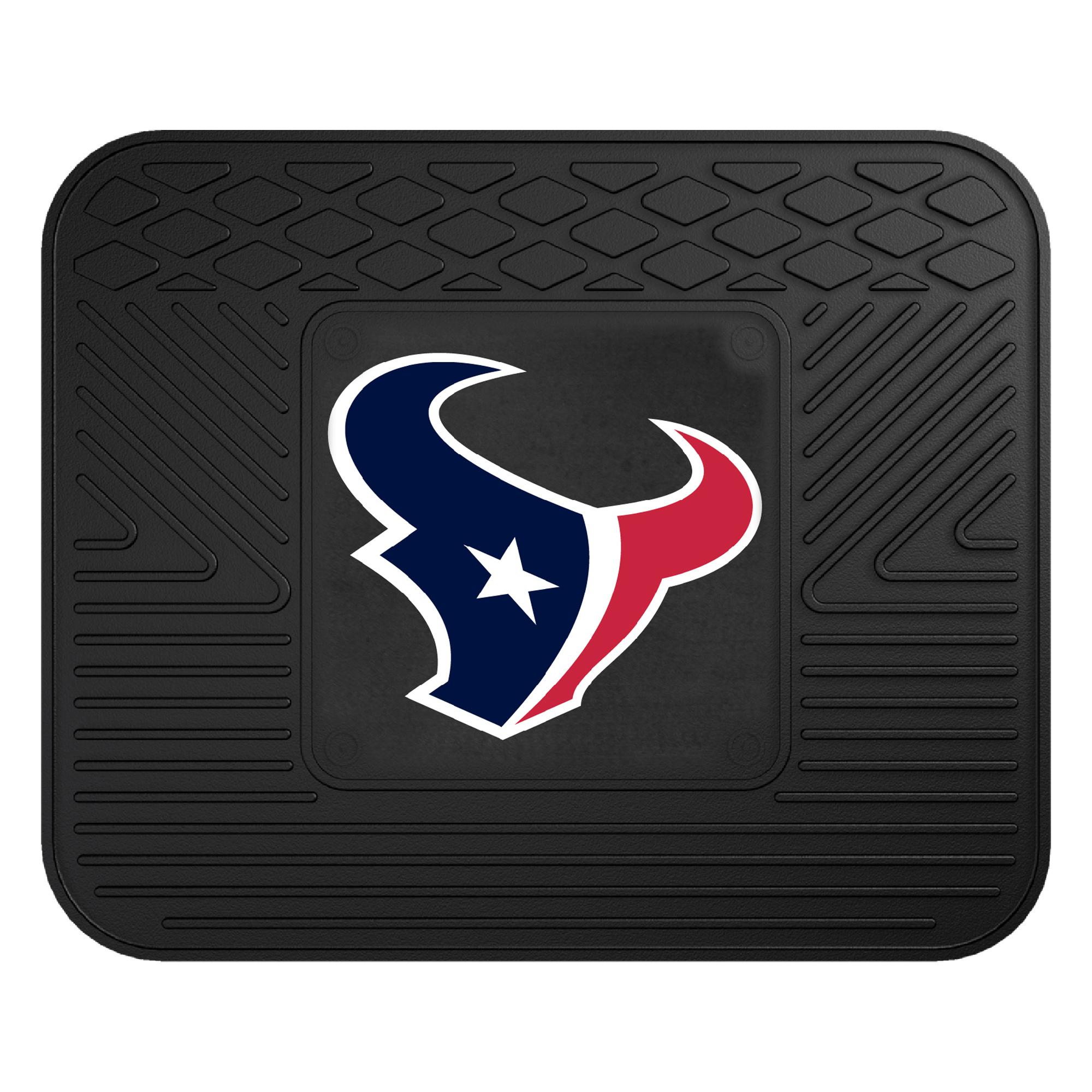 """Houston Texans Utility Mat 14""""x17"""""""