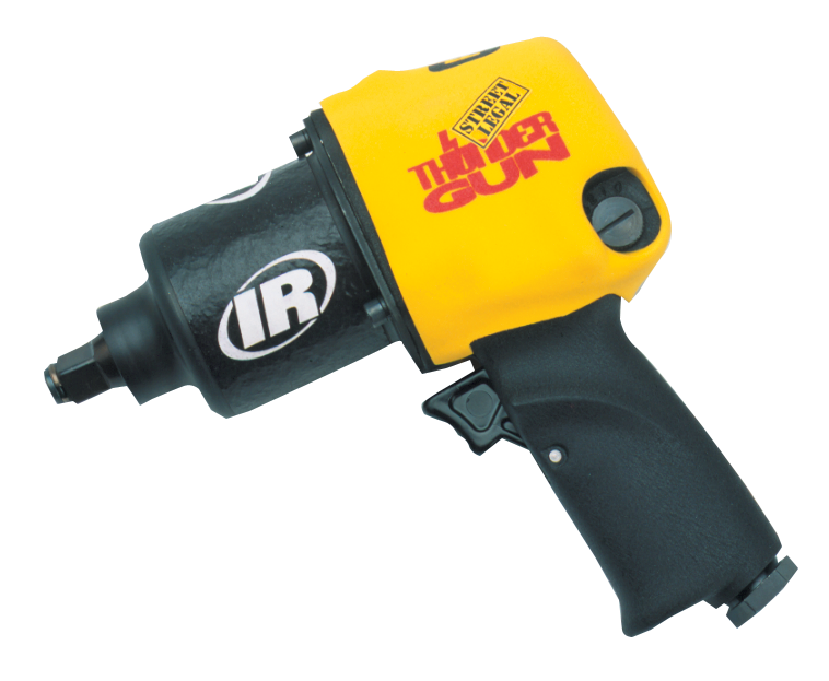 "Impact Wrench 1 2"" Drive Thunder Gun Street Legal by Ingersoll Rand"