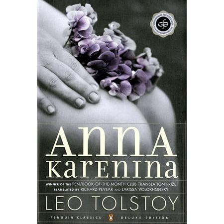 Anna Karenina (Oprah #5) : (Penguin Classics Deluxe