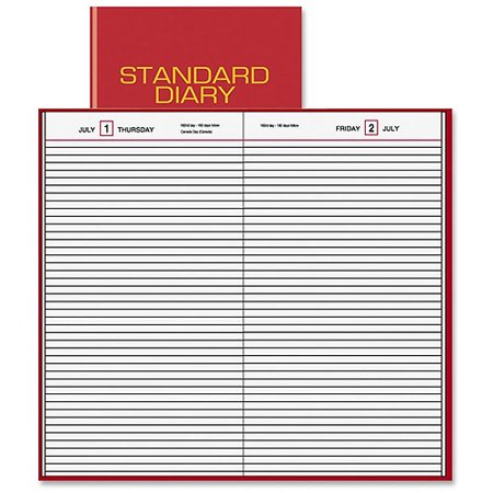 A-glance Standard Business Diary (At-A-Glance Standard Daily Business Diaries )
