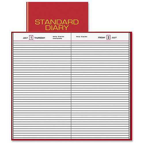 At-A-Glance Standard Daily Business Diaries