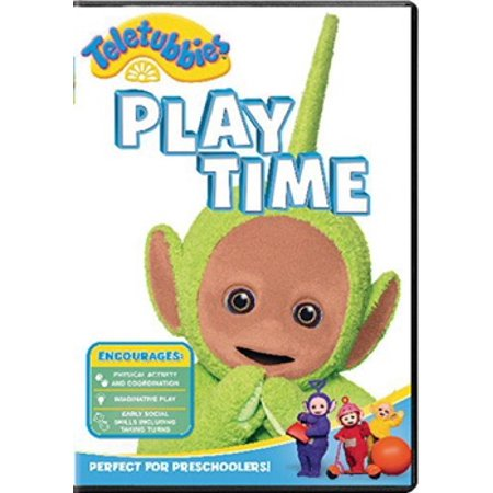 Teletubbies  Play Time  Dvd