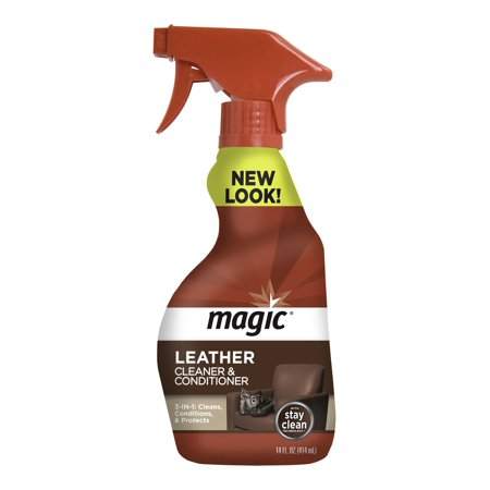 Leather Cleaner & Conditioner Spray, 14 Oz (Leather Conditioner For Shoes)