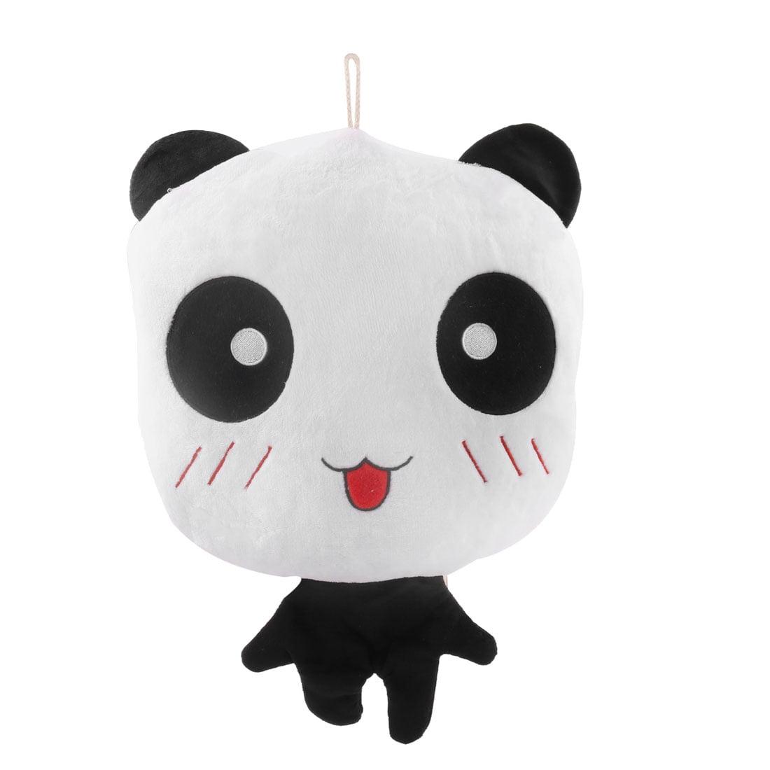 Shy Panda Design Super Soft Warm Foldable Throw Sofa Travel Quilt Blanket Pillow