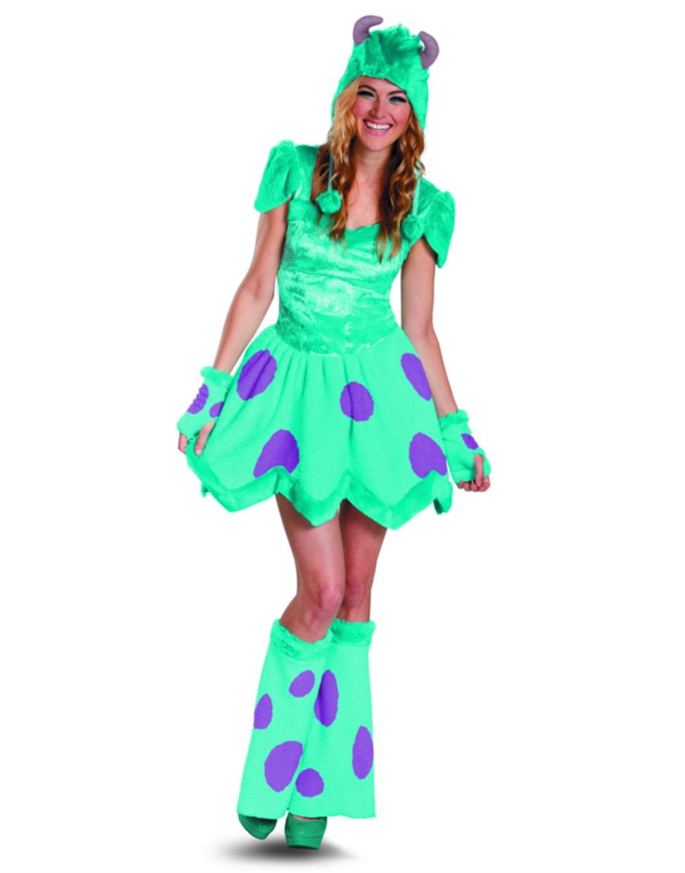 monster's university sassy sulley adult costume - walmart