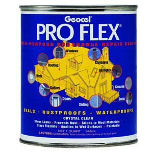 Geocel Gc23800 Roof Sealant Pro Flex Rv Tm Use To Create
