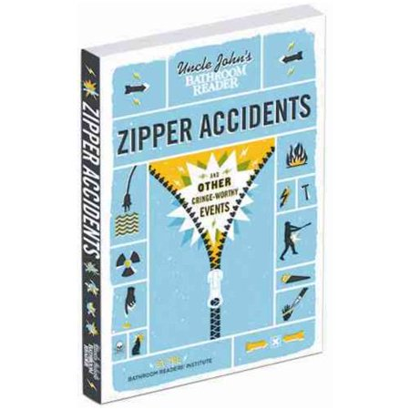 Uncle John's Bathroom Reader Zipper Accidents - Walmart.com