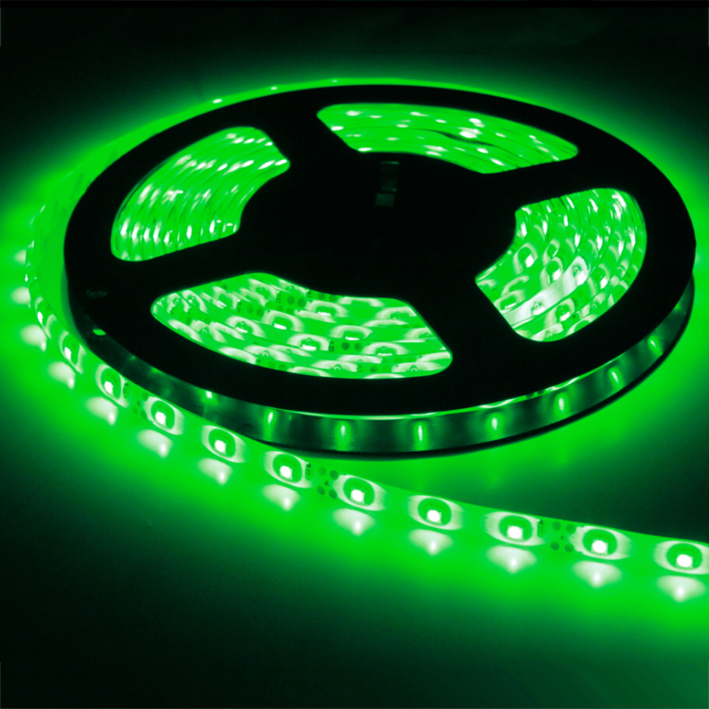 Waterproof Super Bright 5M 5050 SMD 300 LED Flexible Strip Light 12V Lamp
