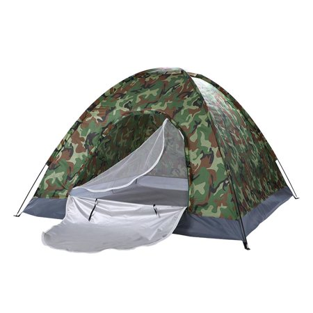 Ktaxon 3-4 People Family Automatic Outdoor Instant Pop Up Tent Camping Hiking Tent ()