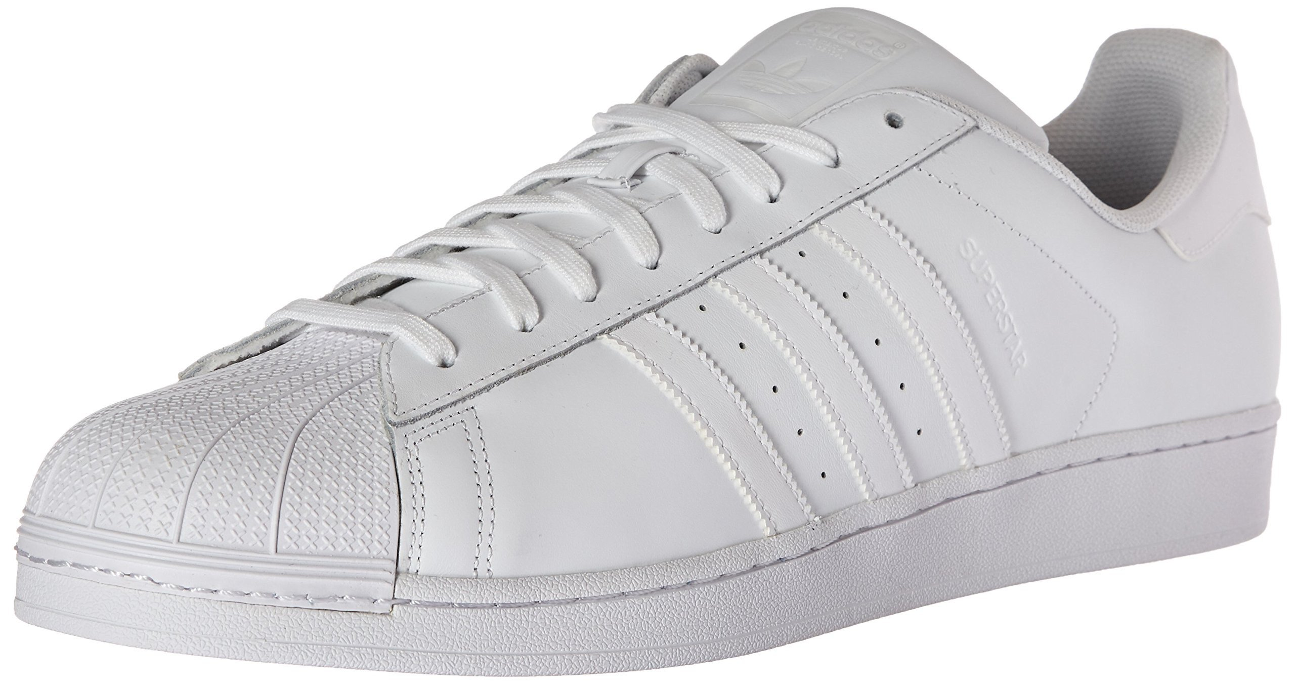 B27136 - SUPERSTAR FOUNDATION 10 / WHITE_MONO