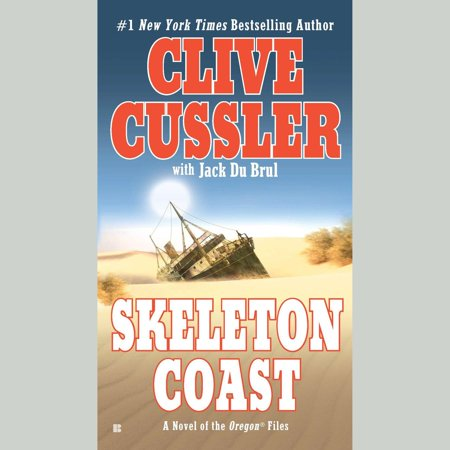 Skeleton Coast - Audiobook - Skeleton Corset