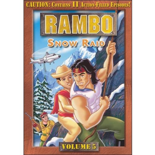 Rambo, Vol. 5: Snow Raid (Full Frame)