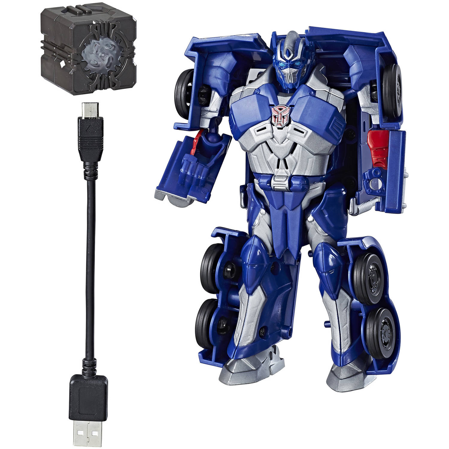 Transformers Allspark Tech Starter Pack Optimus Prime