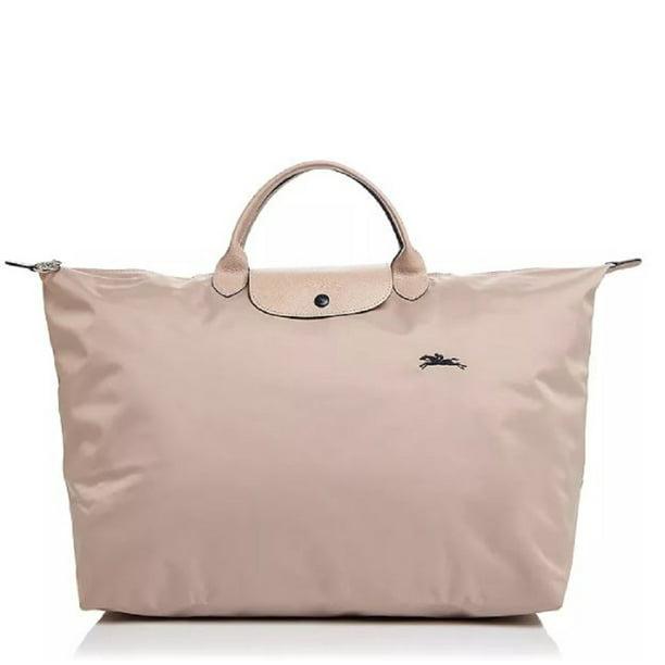 LongChamp Women's Le Pliage Club Travel Bag XL Aubepine Pink