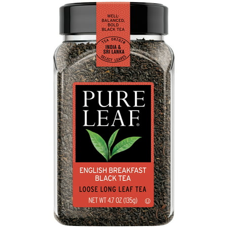 Pure Leaf Hot Loose Tea English Breakfast Black Tea 4.7