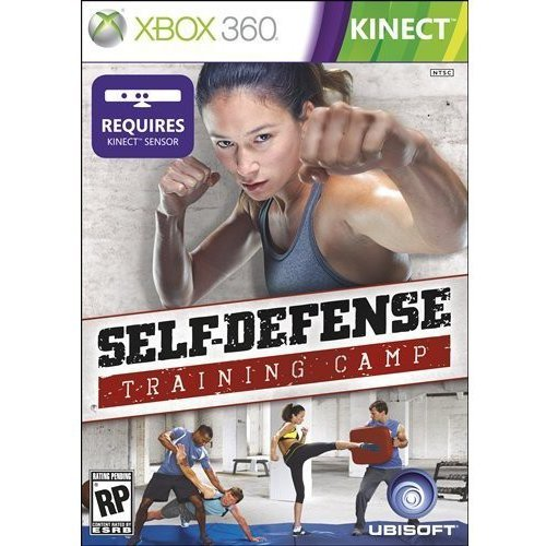 Daoka Self Defense Training Camp For Kinect (xbox 360)