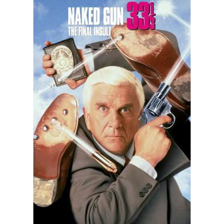 Naked Gun 33 1/3: The Final Insult (Vudu Digital Video on (Interpreter Of Maladies The Third And Final Continent)