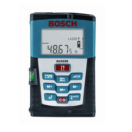 Bosch Factory Reconditioned 225 ft. Laser Measure