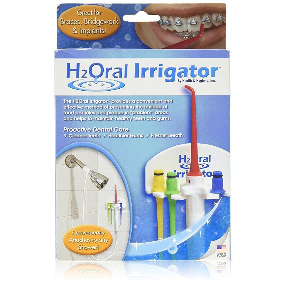 h2oral irrigator