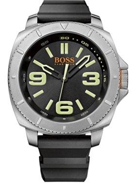 47e0bcdd3964 Product Image Men s Black Hugo Boss Orange Sao Paulo Watch 1513107