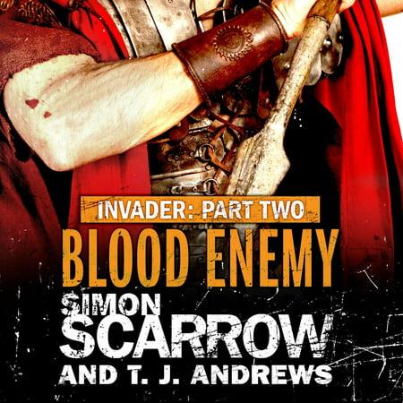 Invader: Blood Enemy (2 in the Invader Novella Series) -