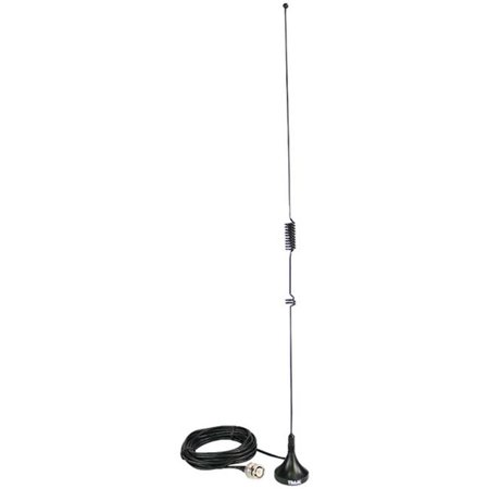 Scanner Mini-Magnet Antenna VHF, UHF, 800 - 1300MHz with BNC-Male Connector -