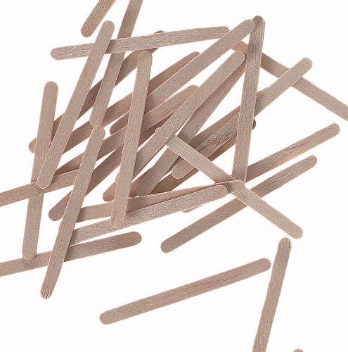 "Darice - Craft Sticks - 2.75"", Natural - 250/Pkg."