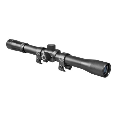 Rimfire Riflescopes in Black Matte Finish