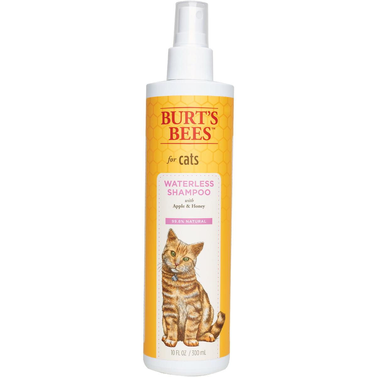 Fetch For Pets Burt's Bees Cat Shampoo 10oz - Waterless