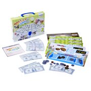 Miniland Educational Dollar Shopping Activity Game