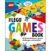 The LEGO Games Book : 50 Fun Brainteasers, Games, Challenges, and Puzzles!