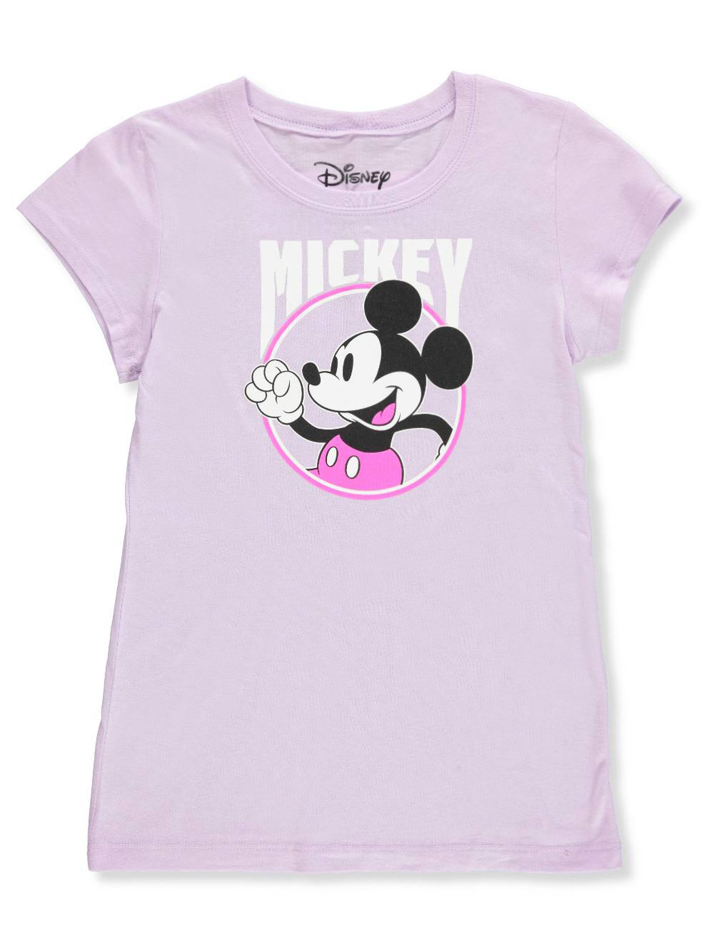 Disney Mickey Mouse Girls' T-Shirt
