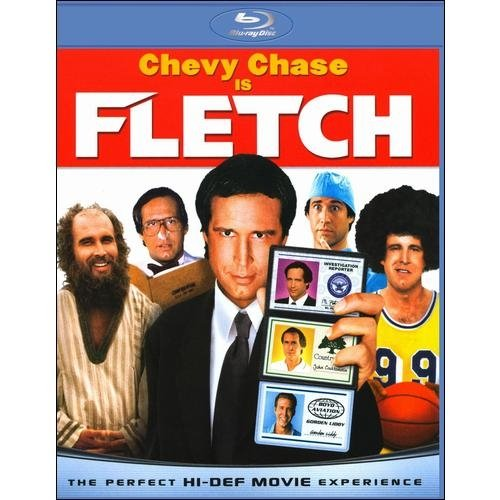 Fletch (Blu-ray) (With BD-Live) (Widescreen)
