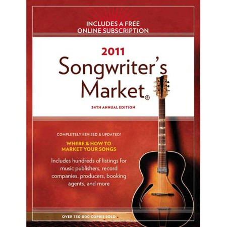 2011 Songwriters Market by