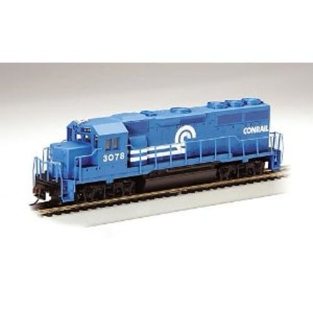 Bachmann Industries Emd Gp40 Locomotive Conrail  3078 Ho Scale Train Car
