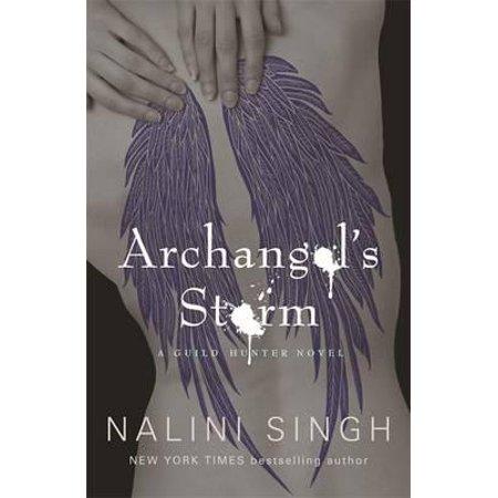 Archangel's Storm. by Nalini Singh (Best Of Sukhwinder Singh)