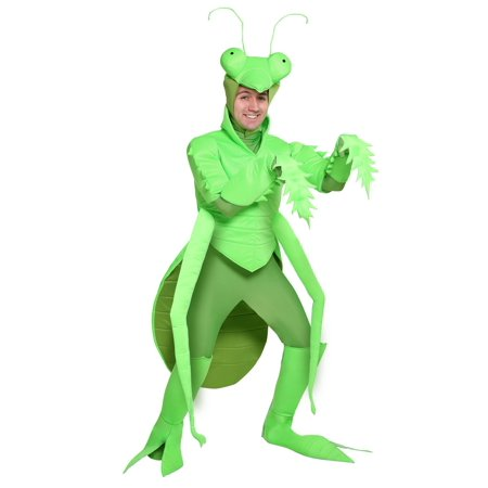 Men's Praying Mantis Costume - Mantis Costume