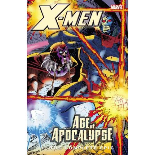 X-men: Complete Age of Apocalypse Epic Book 4