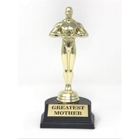 Aahs Engraving World's Best Award Trophy (Greatest Mother (7 inches))