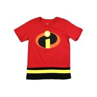 Product Image Disney Little Boys  Toddler Incredibles Logo Costume Tee f89f4dff2864f