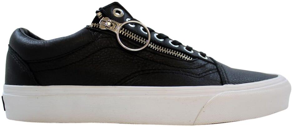Vans Old Skool Zip Black/True White
