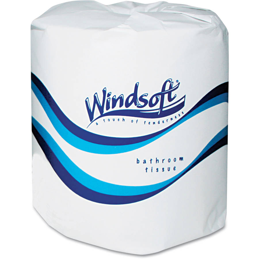 Windsoft Facial Quality Two-Ply Toilet Tissue