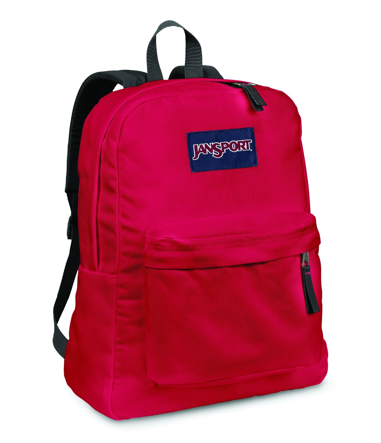 JanSport T501 SuperBreak Backpack - Red Tape